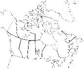 CanadaInfo Images Downloads Fact Sheets To Download Maps - Blank physical map of us and canada