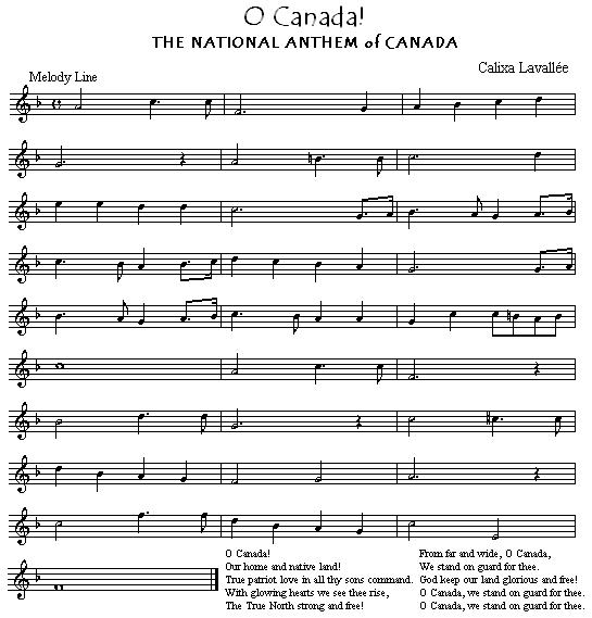 The nation canada sheet music for piano, voice download free in.